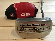 "Taylormade OS Monte Carlo 72 Putter 34"" Right Handed With Headcover"