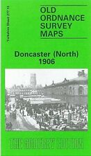 MAP OF DONCASTER (NORTH) 1906