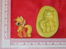 My Little Pony 2D Silicone Push Mold A757 Chocolate Fondant Gum Paste Cake Pop