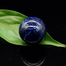 1 piece 30 mm natural sodalite crystal spheres crystal healing Reiki balls
