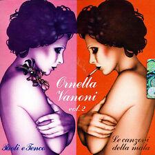 Vanoni, Ornella I Grandi Successi Vol 2 CD