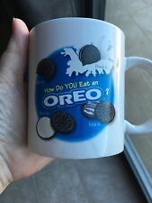 How Do You Eat an Oreo? Cookie Coffee or Tea Mug