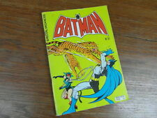 SAGEDITION / BATMAN SPECIAL VACANCES Numero 21 DL 3e Trimestre 1979