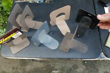Metal Bookends Lot