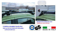 Barre Portatutto Specifiche Fiat Panda 2003 2011