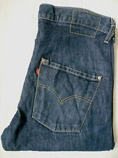 LEVI'S TYPE 3 TWISTED ENGINEERED JEANS W32 L32 STRAUSS BLUE LEVF571