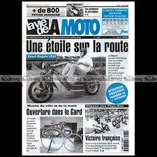 LA VIE DE LA MOTO LVM N°231 ★ MEGOLA TOURISME 1922 ★ JIM REDMAN ★ AFAMAC 1998