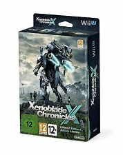 Xenoblade Chronicles X - Limited Edition (Nintendo Wii U ) New