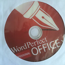 Corel WordPerfect Office X7 Professional DVD with Serial Included
