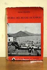 Storia del Reame di Napoli di  Pietro Colletta ed. Sansoni 1962