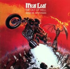 MEAT LOAF - BAT OUT OF HELL: EXPANDED EDITION CD ALBUM (2001)