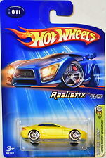 HOT WHEELS 2005 FIRST EDITIONS REALISTIX 11/20 ASTON MARTIN V8 VANTAGE #011