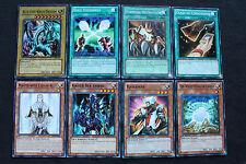 Blue-Eyes White Dragon deck set (Cards of Consonance, The Stone of Legend...)