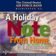 A Holiday Note from Home CD NEW
