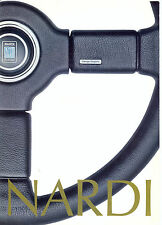 NARDI steering wheels + Ferrari photo press kit