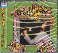 THE KINKS-EVERYBODY'S IN SHOWBIZ-JAPAN  BLU-SPEC CD2 I45 zd