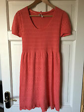 Women's Size 10 Pink Woven Atmosphere Party Dress