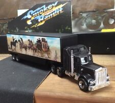 Smokey And The Bandit Custom Truck Trailer Similar Retro Kenworth W900 Semi ����