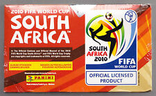 "Panini World Cup 2010 Sealed Box of 100  Sticker Packets. "" Brand New"""