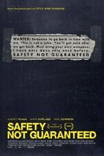 Safety Not Guaranteed Movie Poster 24in x 36in