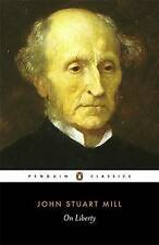 On Liberty (English Library), Mill, John Stuart Paperback Book