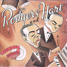 Isn't It Romantic: Capitol Sings Rodgers & Hart by VA (CD, 1992) Torme/Cole...