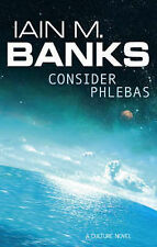 Consider Phlebas, Iain M. Banks - Paperback Book NEW 9781857231380