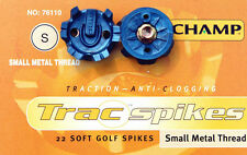 Softspikes Champ Trac spikes 6mm --- nuevo! --- set 22er