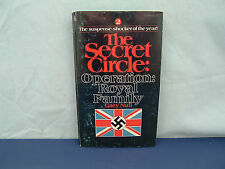 Vintage 1974 PB book The secret circle operation royal family by Gary Null
