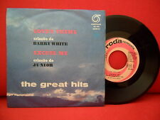 1975 BARRY WHITE Love's Theme JUNIOR Excuse Me 7/45 NMINT Cover PORTUGAL UNIQUE