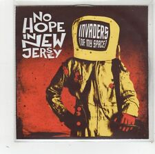 (FW57) No Hope In New Jersey, Invaders (Of My Space) - DJ CD