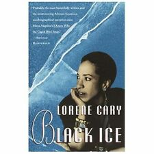 Black Ice, Lorene Cary, Good Book