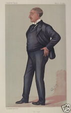 Cecil Rhodes from Vanity Fair 1891, 7x 4.5 inch Reprint