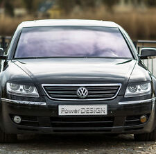 Eyebrows for VW PHAETON 2002-2010 headlight eyelids lids ABS Plastic