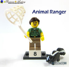 LEGO 71011 Series 15 Animal Ranger Minifigure