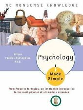 Psychology Made Simple (Made Simple Books (Doubleday))