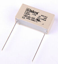 Iskra KNB1560 CD 0.68uF X10 QTY 275VAC Class X2 Supression Capacitors