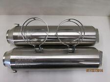 KTM 990 ADVENTURE OEM MUFFLERS SILENCERS