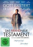DAS BRANDNEUE TESTAMENT # DVD # BENOIT POELVOORDE # NEU & OVP #
