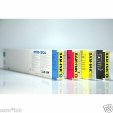SAM*INK Ink 440mil Eco-Sol MAX2 Cartridge for Roland printers 4 colors CMYK