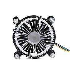 New Computer CPU Cooling Cooler Fan Heatsink For Intel Socket LGA 775 Device