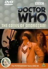 Doctor Who - The Caves Of Androzani Peter Davison, Nicola Bryant Brand New DVD