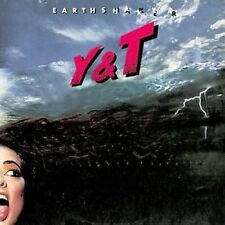 Y&T - Earthshaker  (CD, Jul-2008, Krescendo Records)