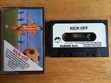 COMMODORE 64 (C64) - Kick-Off-Juego