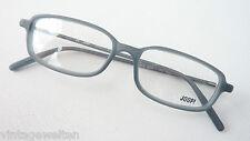 Joop Luxusbrille Gestell matt petrol schmal gerade leicht zierlich Herren GR: M