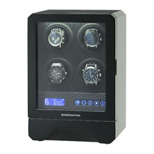 BARRINGTON DIGITAL QUAD WATCH WINDER FOR FOUR 4 WATCHES
