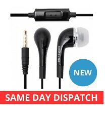 Samsung d'origine intra-auriculaire mains libres casque casque GALAXY NOTE S2 / 3/4 / 5-black