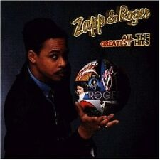 "ZAPP & ROGER ""ALL THE GREATEST HITS"" CD 17 TRACKS NEU"