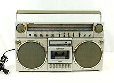 VTG Panasonic RX–5150 Boombox 5150 AM/FM Stereo Cassette Player/Recorder Superb!