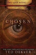 Chosen_The Lost books_book 1 by Ted Dekker (2008, Hardcover) (Juvenile Fiction)